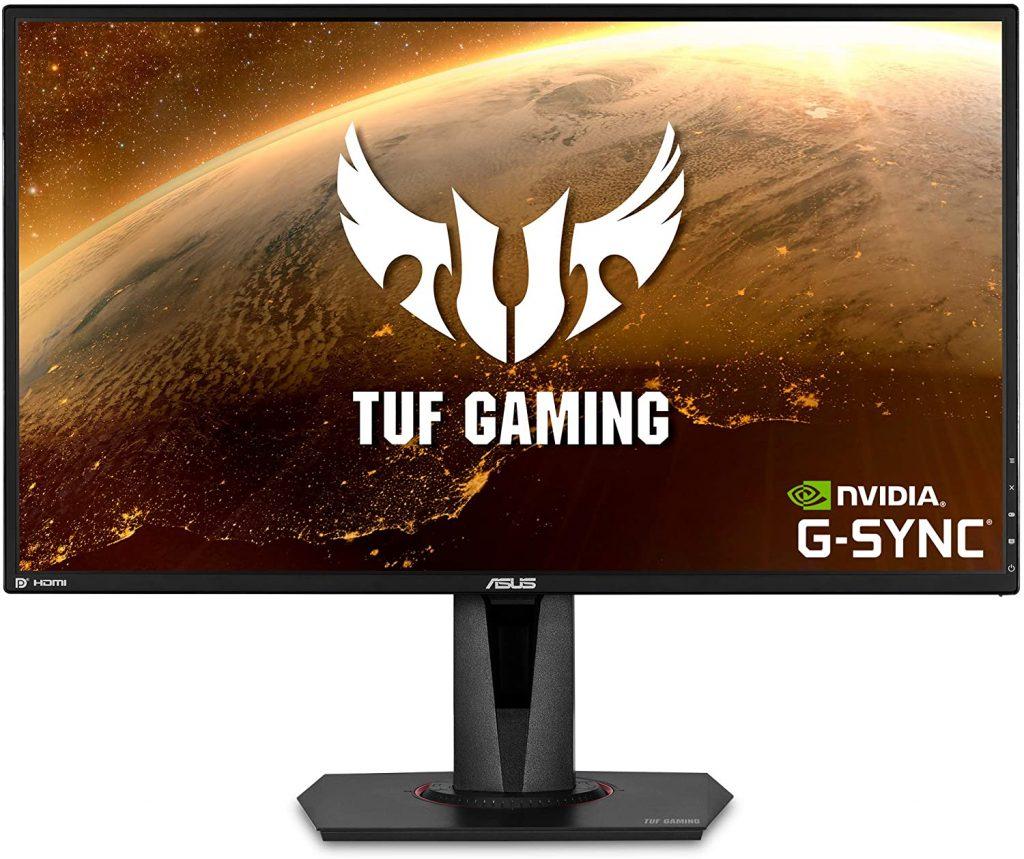 4K-gaming monitor van Nvidia met Gsync en lage refreshrate