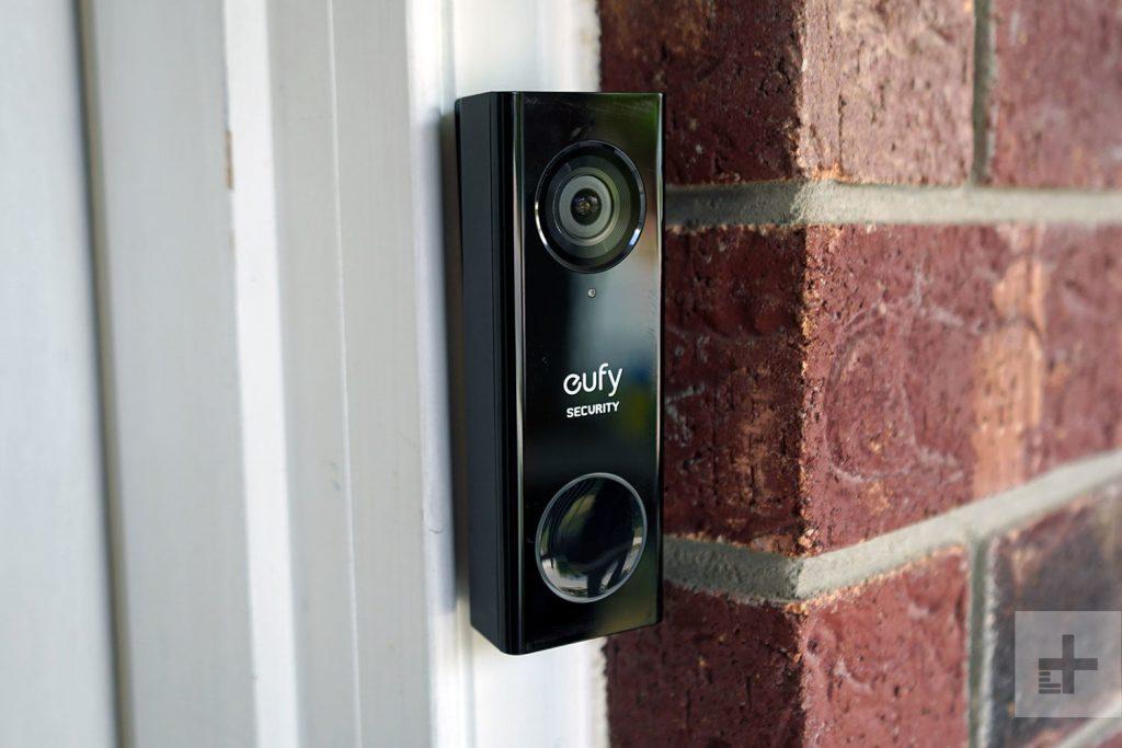 slimme deurbel met camera Eufy videobel